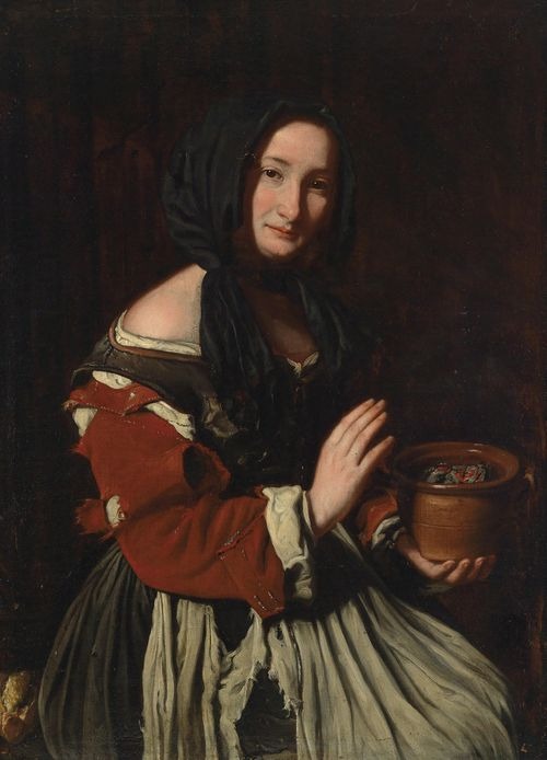 17th century Italian portrait
