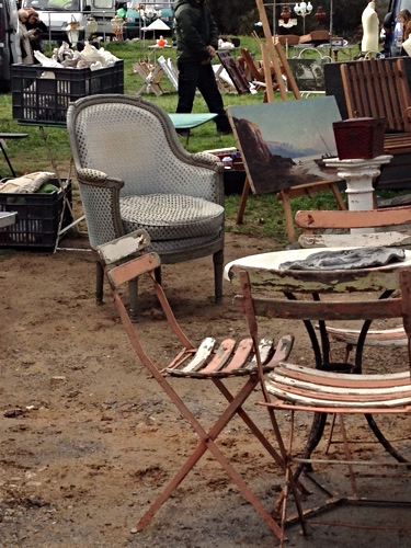 Brocante, French Brocante,