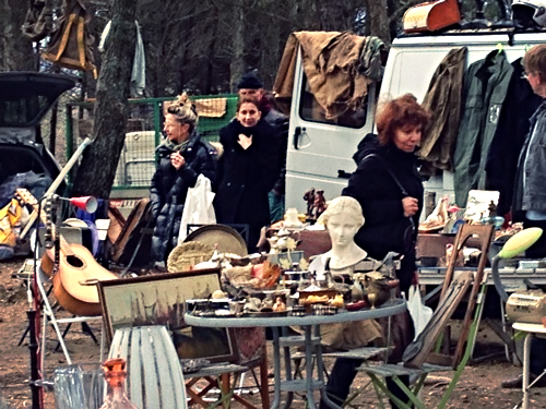 brocante passion in France