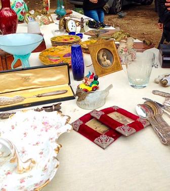 French brocantes