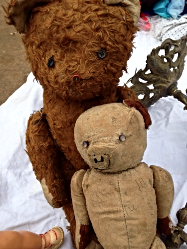 Brocante Stuffed animals