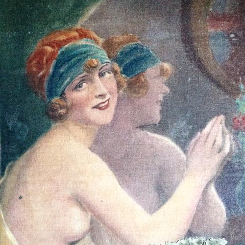 French Antique Vintage Images, corey amaro