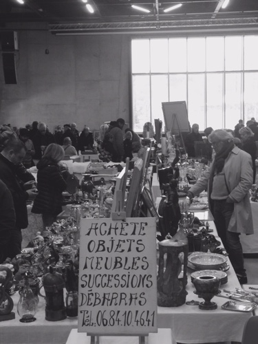 Brocante what to do