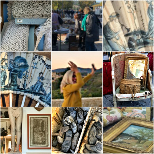 Corey amaro, Brocante, the french muse
