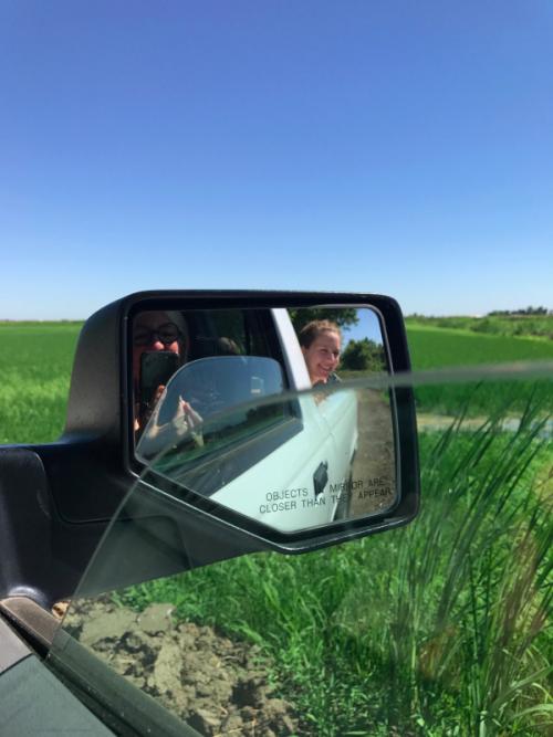 back road drive