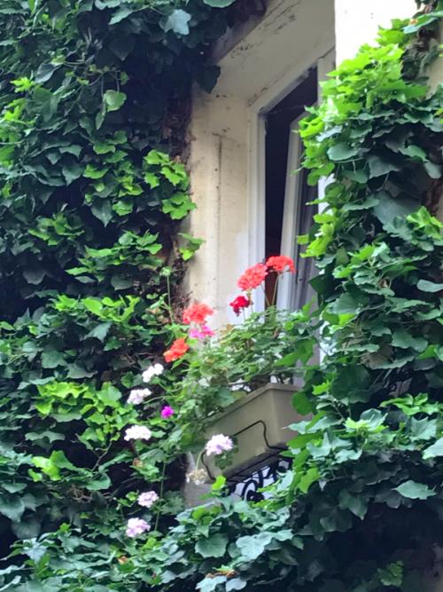 secret passageways in Paris