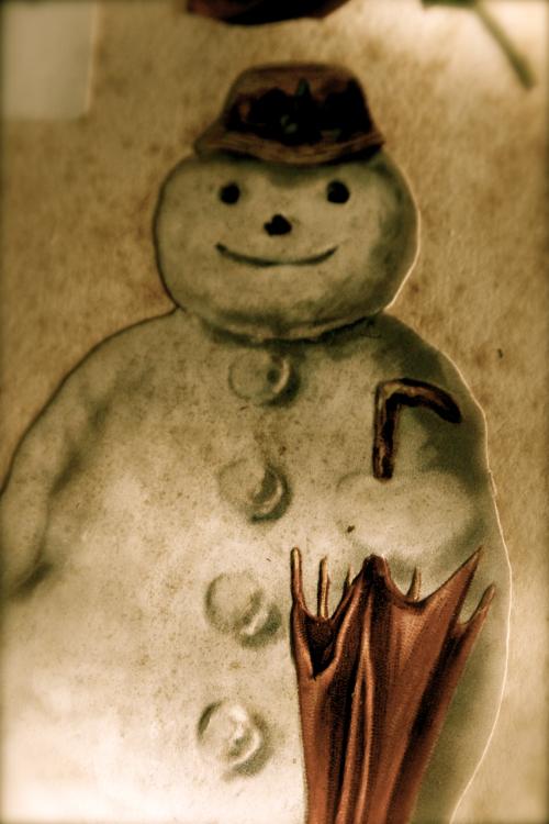 Snowman corey amaro
