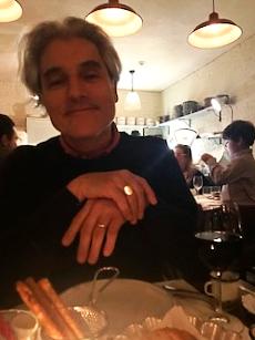 Sweet Feast Lisbon, Corey Amaro