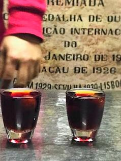 Ginjinha Espinheira Bar in Lisbon