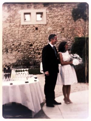 French wedding summer