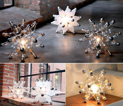 Light bulbs repurpose creative ideas