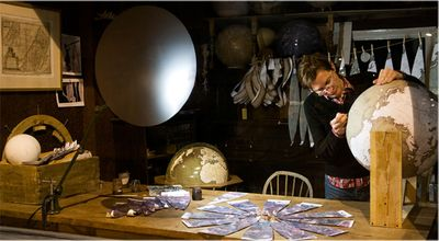 Bellerby & co globes made by hand