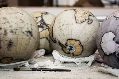Bellerby & co. globe makers by hand