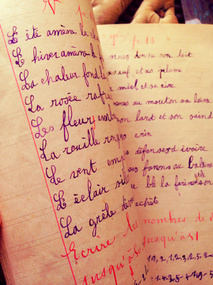 French School Days