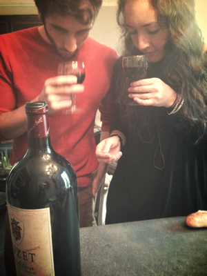 1996 Wine Buzet