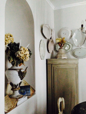 French Platters Antiques