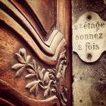 French doorbell photography Corey Amaro