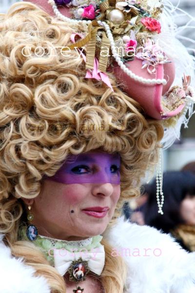 Carnival in Venice 2012, Venice carnival corey amaro photography