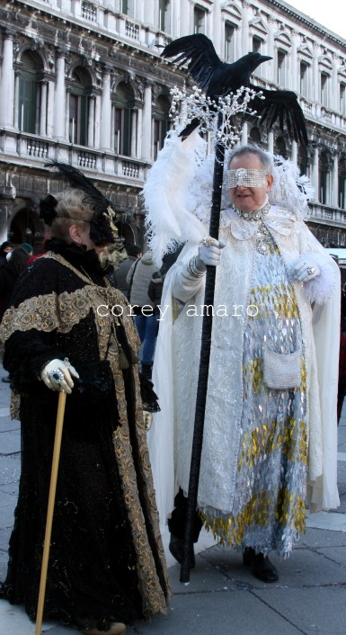 Carnival Venice Black and White, Venice carnival corey amaro photography