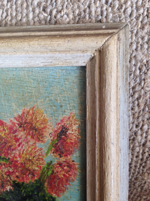 Tiny French Painting