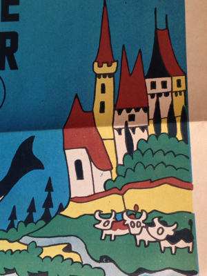 Children School Vacation Poster
