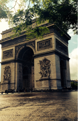 Paris by Corey Amaro