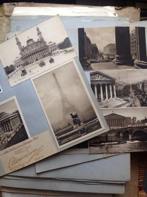 1938 Parisian Scrapbook