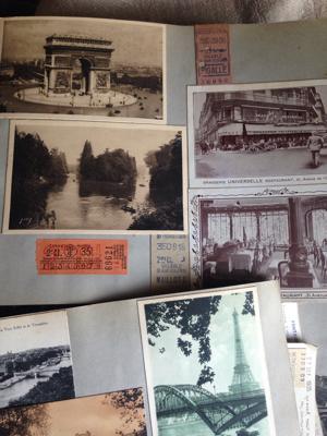 Parisian Scrapbook