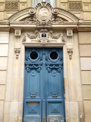 Blue Door Wonder