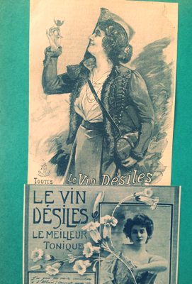 French 1900s Scrapbooking