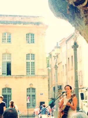 A Little Day in Aix en Provence