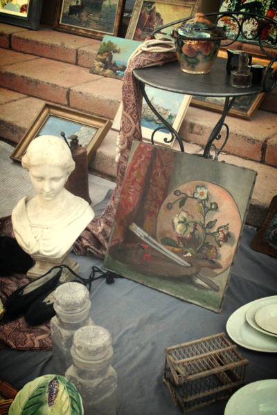French Brocante Corey Amaro French brocante