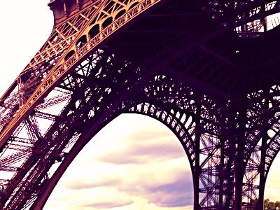 Walking Around Paris corey amaro