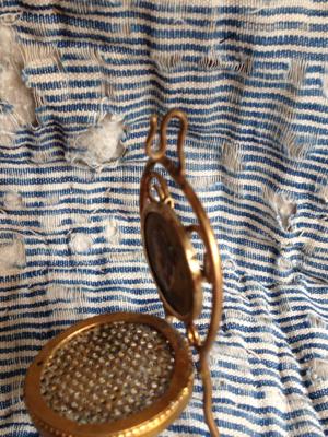 Chair Watch Holder