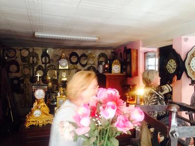 Tick Tock Clock Shop