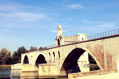 avignong bridge
