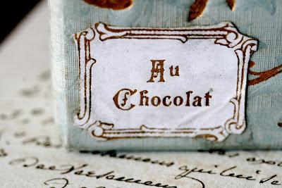 Chocolat, corey amaro