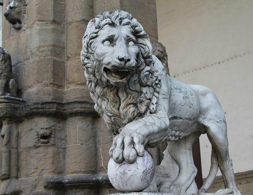 Lion guard Florence