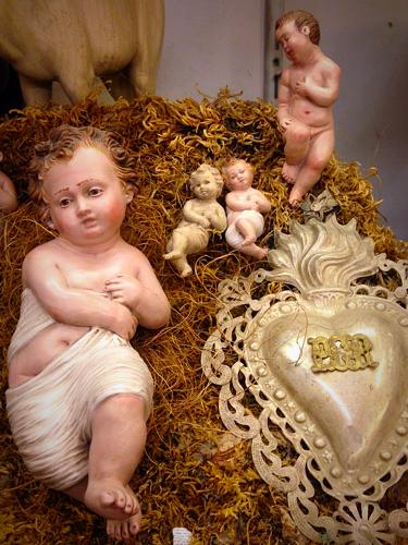 Naples Nativity Santons
