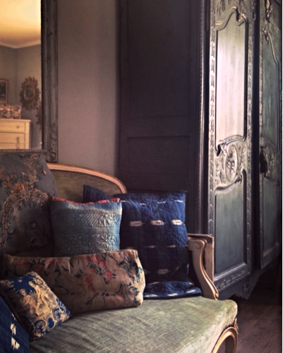 Corey Amaro brocante finds in France