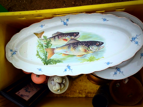 brocante dishes