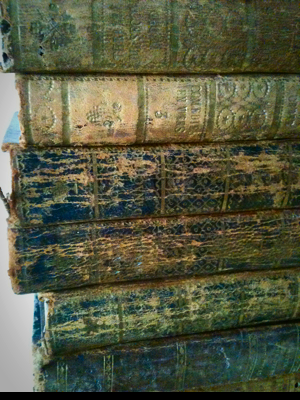 1803 Theater Books Set of Three