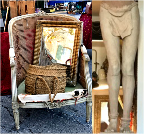 French finds at the brocante corey amaro