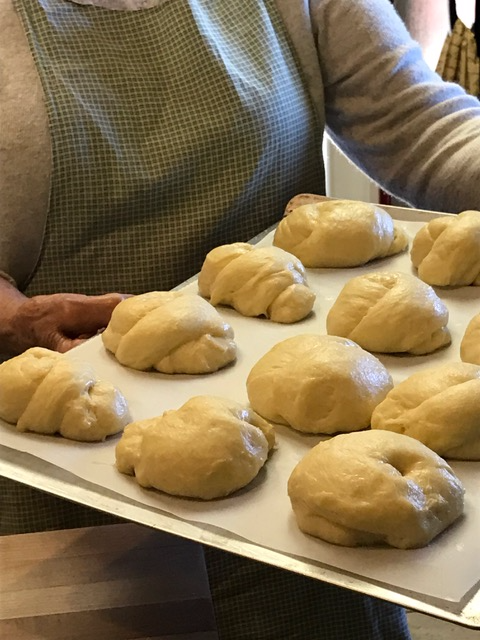 Home Made Portuguese Sweet Bread