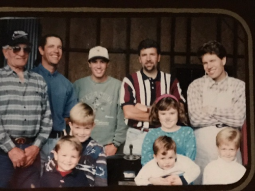 Family Corey Amaro