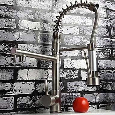 Kitchen faucet pullout