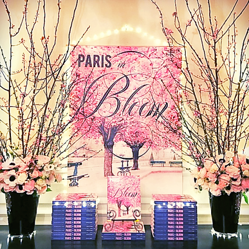 Paris in Bloom, Georgianna Lane, Corey Amaro, living in France