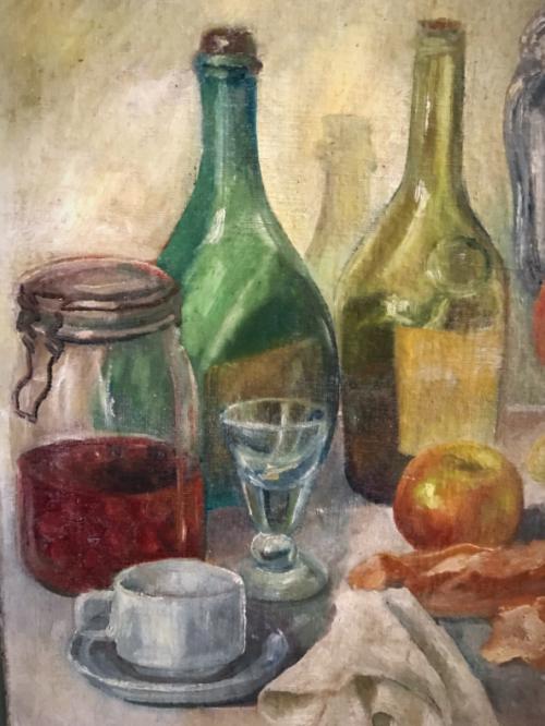 Provence style, brocante style, French Painting Corey Amaro