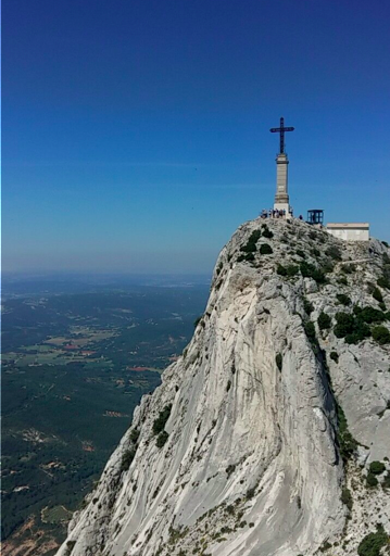Hiking Mount Saint Victoire with Cezanne in Mind