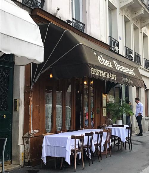 Chez Dumonet  by Corey Amaro, 117, rue du Cherche Midi (6th) Tél: 01 45 48 52 40 Métro: Duroc or Falguière